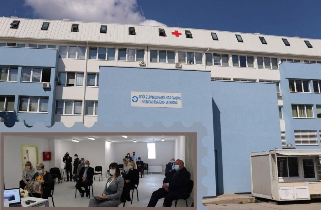 Održana završna konferencija projekta Energetske obnove zgrade OŽB Pakrac i BHV